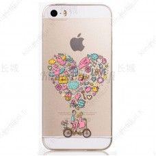 Rakkaus Suojakuori iPhone 5S