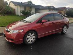 2011 Honda Civic LX 4-Door Sedan 35k miles