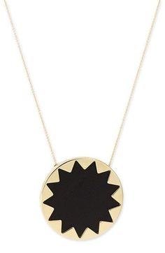 House of Harlow 1960 Sunburst Necklace available at #Nordstrom  Matches my earrings! Want!