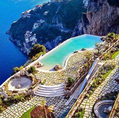Monastero Santa Rosa Hotel & Spa - Costa Amalfitana, Italy
