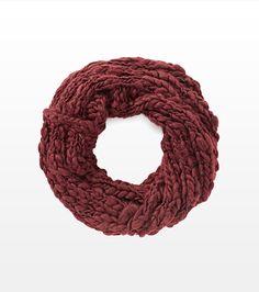 Knit Tub Scarf