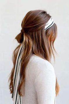 Loose Hairstyles, Headband Hairstyles, Summer Hairstyles, Hairstyle Ideas, Braided Hairstyles, Hair Ideas, Latest Hairstyles, Prom Hairstyles, Easy Pretty Hairstyles