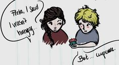 THG doodle by ~anxiouspineapples on deviantART