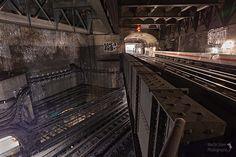 Le croisement des lignes 3, 7 et 8 au niveau de la station Opéra.