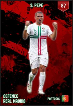e3d794f82 Portugal football ·  Pepe Portugal FIFA World Cup 2014 Lineup Brazil World  Cup