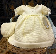 HAND~EMBROIDERED NEWBORN PINK TAKE ME HOME LAYETTE SET~NWT/'S~reborn doll~baby