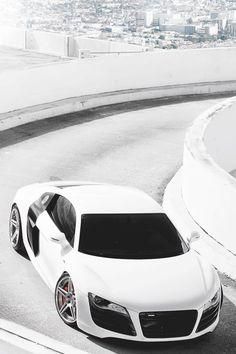 italian-luxury:  Bianco R8| More