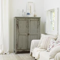soft french linen against pure white