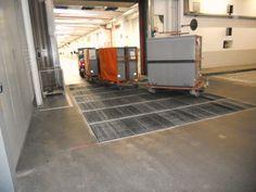 Dokładne oczyszczenie opon po przejechaniu przez długość ProfilGata odpowiadająca trzykrotności obwodu opony Ladder, Gate, Stairway, Portal, Ladders