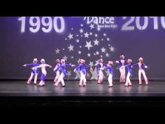 Tap Dance Group Competition - Yankee Doodle