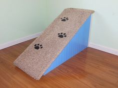 """Dog Ramps, 24"""" High Designer Dog Ramps! Doxie Ramp, Protect Your Pet from Injuries, Perfect for Small Dogs or Older Dogs, USA Made"""
