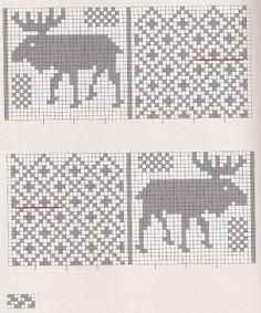 View album on Yandex. Knitting Charts, Knitting Stitches, Knitting Patterns Free, Fair Isle Chart, Fair Isle Pattern, Crochet Cross, Filet Crochet, Blackwork Patterns, Cross Stitch Patterns