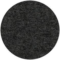 Fabricworm Jersey Knits, Organic Solids, Heathered Charcoal