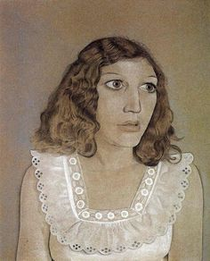 Lucian Freud, Portrait of Kitty Garman Lucian Freud Portraits, Lucian Freud Paintings, Edward Hopper, Sigmund Freud, Robert Rauschenberg, Andy Warhol, Gustav Klimt, Figure Painting, Painting & Drawing