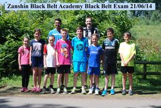 June 2014 Zanshin black belt exam. The run! http://zanshinmkd.com/zanshin-black-belt-exam-saturday-21st-junereport-929/