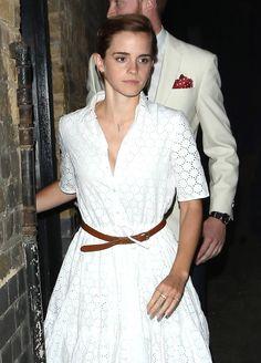 Emma Watson: Emma in London 6/9/16