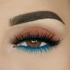 Amazing 36 Ways to Pull Off Colorful Eyeshadow #colorfuleyeshadows