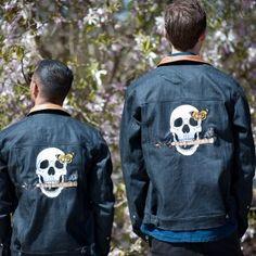 Closer look: The Opposites x WeSC Amsterdam collectie - THRLD • Online magazine voor fashion, art & music #capsule #collection #hiphop #denim #skulls #tattoos
