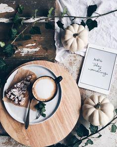 Когда некуда спешить: 19 уютных завтраков – Вдохновение