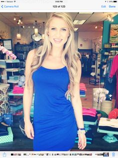 Shades of summer blues @ downtoearthboutique.com