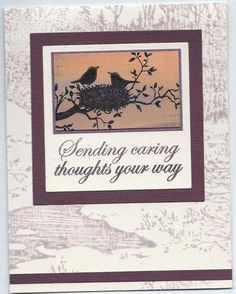 world of dreams sympathy by happy-stamper - Cards and Paper Crafts at Splitcoaststampers