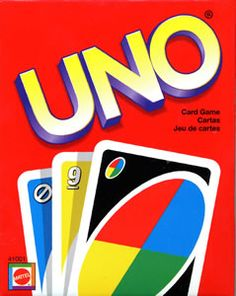 uno cards are better than regular cards because some children live in areas with gambling problems