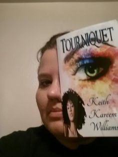 Much love to @Susan Henry from #Florida who received her copy of my novella, #Tourniquet in the mail today. Susie supports ALL of my work & has every book I've written. Thanks Susie Q! ;)