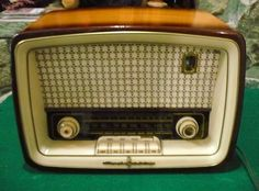 1950'S OLYMPIC OPTA 5700 W TUBE RADIO FM, PU, SW, WORKS GREAT -GERMANY EXC + | eBay