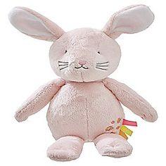 Bunny Baby Teddy, Pink