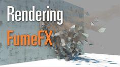 Rendering FumeFX in 3ds Max