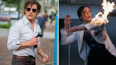Box-Office Preview: Tom Cruise's 'American Made' Takes on 'Flatliners' 'Kingsman 2'  Elsewhere Emma Stone and Steve Carell's 'Battle of the Sexes' expands nationwide while Watergate drama 'Mark Felt: The Man Who Brought Down the White House' opens in select cinemas.  read more