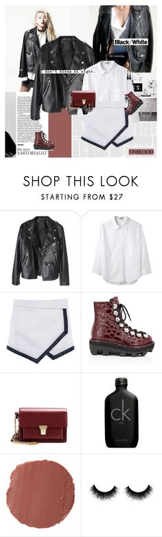 """Lisztomania"" by blackjacklove21 ❤ liked on Polyvore featuring Acne Studios, Alexander Wang, Yves Saint Laurent, Calvin Klein, Burberry and Chanel"