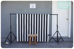 pirate party photo booth a simple stripe backdrop Pirate Birthday, Pirate Theme, 3rd Birthday Parties, Pirate Party, Birthday Ideas, Birthday Bash, Pirate Photo Booth, Girls Pirate Parties, Easy Business Ideas
