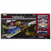 The Ultimate Power Trains Set - Color/Style Vary. Chris Corner, Trains, Train Car, Train Auto, Toys R Us Canada, Toy Store, City, Fun Things, Brother