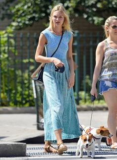 Candice Swanepoel wearing Celine Trio Bag Sol Sana Avery Sandal