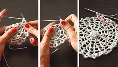 Robte parádu s vlastnou sieťovkou! Crochet Earrings, Homemade, Diy, Jewelry, Crochet Bags, Tutorials, Handbag Patterns, Creative, Crochet Purses