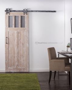 Rustica Hardware: Not Thrilled With The Door, But Like The Idea Of Windows  To