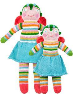 Knit Dolls-blabla doll