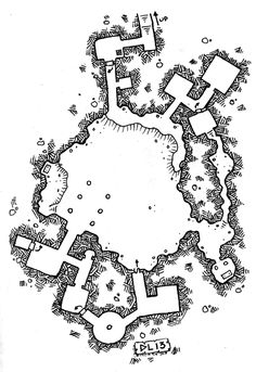 [Tuesday Map] Excavations of the Oak King