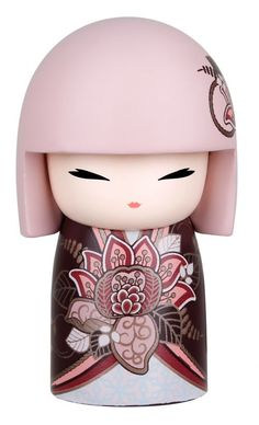 """Kimmidoll™ Himena - 'Loveable' - """"My spirit is sweet and irresistible. With your sweet soul and adorable charm, you share my loveable spirit. May you cast your enchanting spell far and wide, touching lives and capturing hearts wherever you go."""""""