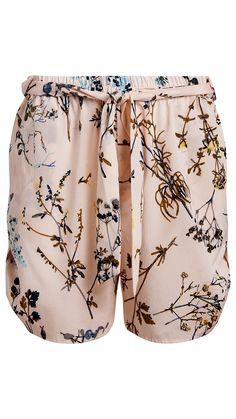 LAMPDA shorts med print fra Gai + Lisva | Shop Serafine.dk