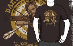 Daryl's Arrows - Hunting & Tracking by kgullholmen
