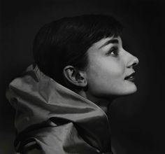 Yousuf Karsh, Audrey Hepburn, 1956, Beetles + Huxley