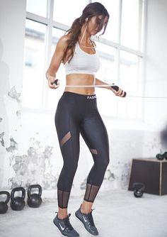 16 tenues de sport pour femme parfaites pour aller à la salle - Befashionlike