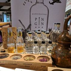 Combining a family day out and gin makes me a happy mummy! Today's discovery was @lincolnshire_pin_gin if you love gin you need to try this one!