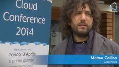 Matteo Collina alla Cloud Conf 2014