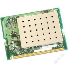 MikroTik RouterBOARD R52H miniPCI High Power 350mW