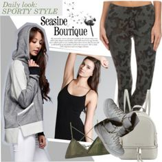 SEASIDE BOUTIQUE - Sporty style!