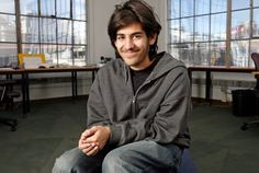 The Aaron Swartz Reader: In His Own Words http://www.thextraordinary.org/aaron-swartz