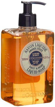 L'Occitane Shea Butter Liquid Soap - 16.9 oz.
